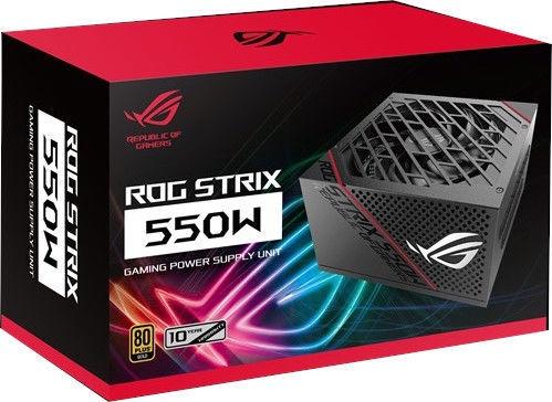 Asus ROG Strix PSU 550W