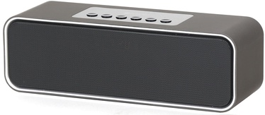 Belaidė kolonėlė Platinet PMGC10B Bluetooth Speaker Grey