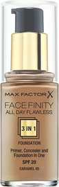 Max Factor Face Finity All Day Flawless 3in1 Foundation 30ml 85