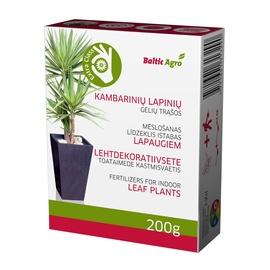Trąšos lapinėms gėlėms Baltic Agro, 0.2 kg