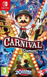 Carnival Games incl. 20 Games Inside SWITCH