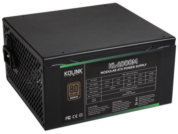 Kolink 80 Plus Bronze PSU KL-1000M 1000W