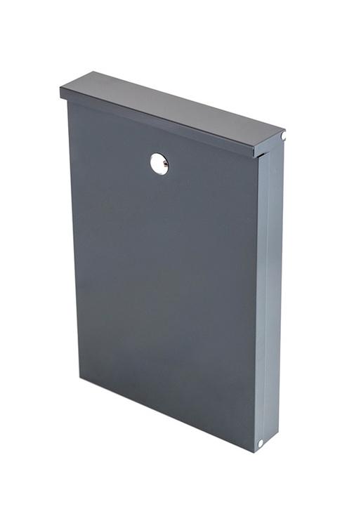 Pašto dėžutė Glori Ir Ko PD955 Anthracite, 240x55x355 mm