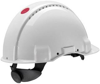 3M Peltor Helmet White G3000NUV-VI