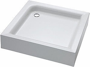 KOLO Standard Plus Shower Tray 80x80 White