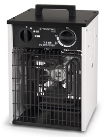 Trotec Electric Fan Heater TDS 20 White/Black