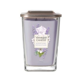Свеча Yankee Candle Elevation Sea Salt & Lavender, 80 час