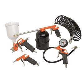 Black & Decker 9045852BND Air Tools Set 5pcs