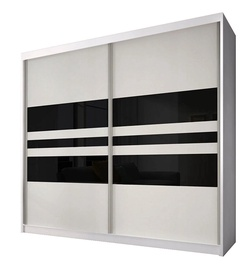 Idzczak Meble Wardrobe Multi 01 223cm White