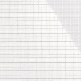 Disainplaat liimitav 60x100cm valge läikiv