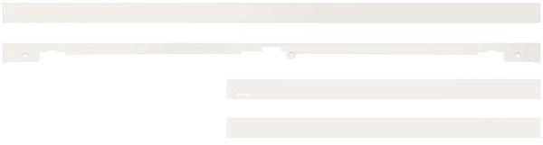 Samsung Customize Frame 55'' White Metal