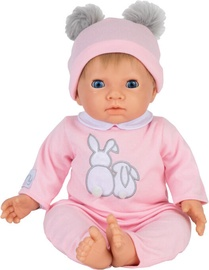 Tiny Treasures Doll With Pink Bunny Outfit