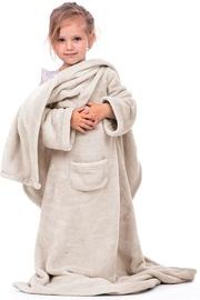 DecoKing Lazy Kids Blanket Cream 90x105cm