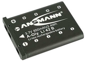 Ansmann Battery LI-42B for Olympus 530mAh