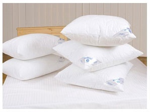 Merkys Pelene Pillow White 68x68cm