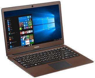 Nešiojamas kompiuteris Prestigio SmartBook PSB133S Dark Brown