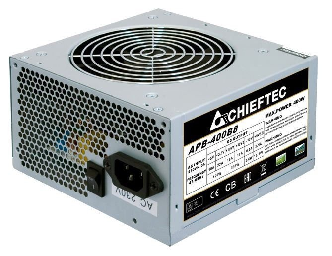 Chieftec PSU APB-400B8