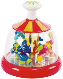 Interaktyvus žaislas PlayGo Push & Spin Carousel 2480