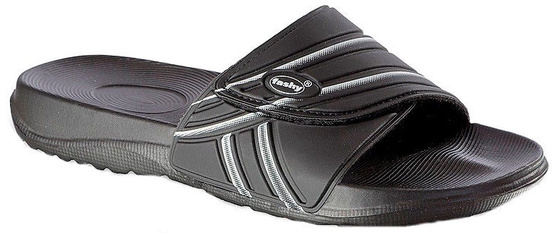 Fashy Active Slippers 7559 Black 43