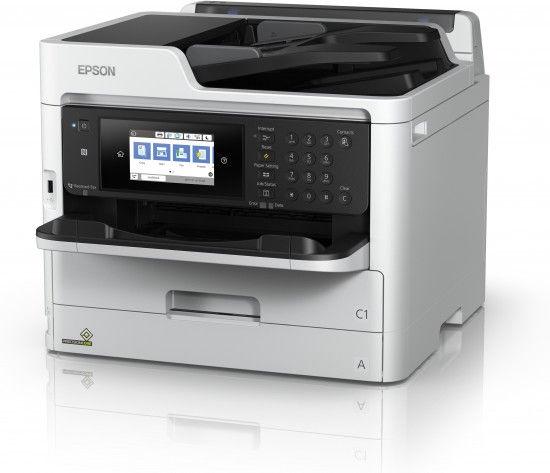 Rašalinis spausdintuvas Epson WF-C5790DWF, spalvotas