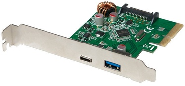 LogiLink PCI Express Interface Card 2 x USB 3.1