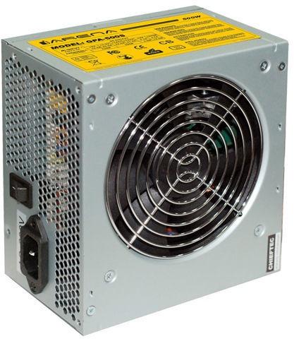 Chieftec iARENA GPA-650S 650W PSU