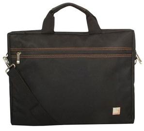 """Addison Notebook Bag 12-14.1"""" Black"""