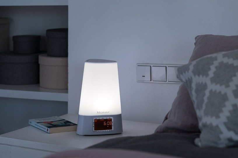 Medisana Light Alarm Clock WL460 45115