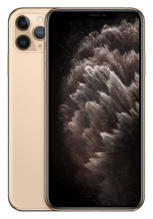 Mobilus telefonas Apple iPhone 11 Pro Max 512GB Gold