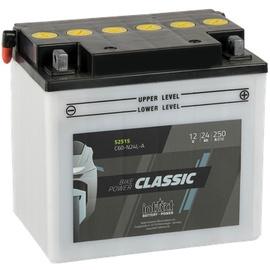 Аккумулятор IntAct C60-N24L-A, 12 В, 24 Ач, 250 а