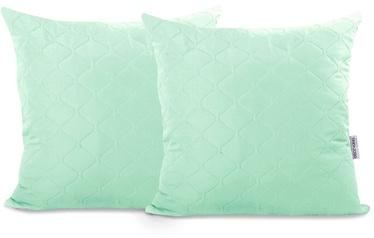 Наволочка DecoKing Axel Pillowcase Mint 40x40 2pcs