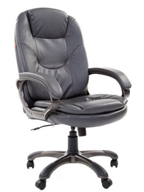 Chairman 668 Eco-leather Grey