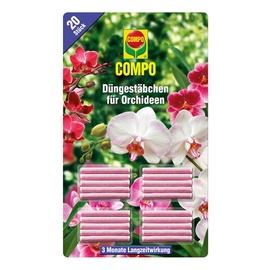 Trąšos orchidėjoms Compo lazdelėmis, 20 vnt
