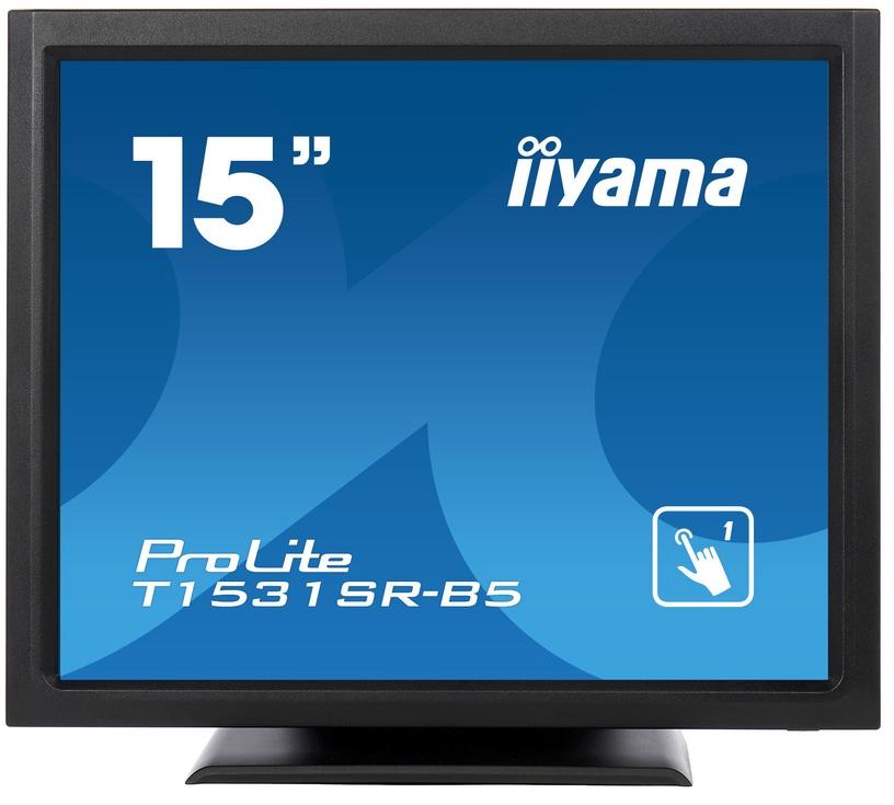 Монитор Iiyama T1531SR-B5, 15″, 8 ms