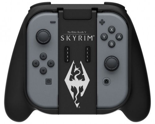 Аксессуар Hori Elder Scrolls V: Skyrim Accessory Set