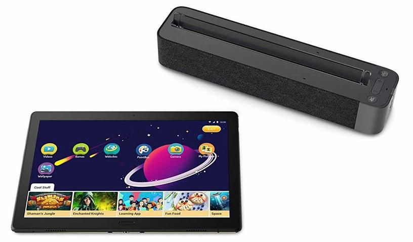Lenovo Tab P10 10.1 3/32GB Black with Amazon Alexa and Smart Dock