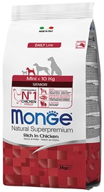Monge Daily Line Mini Senior Rich in Chicken 3kg