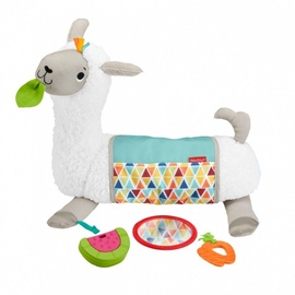 Fisher Price Grow With Me Tummy Time Llama FXC36