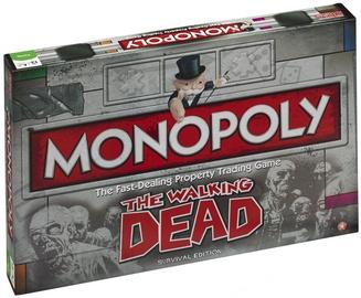 Hasbro Monopoly The Walking Dead Survival Edition