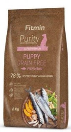 Fitmin Purity GF Puppy Fish 2kg