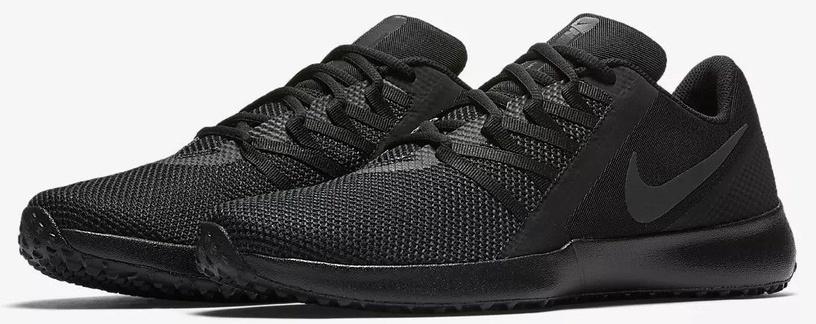 Nike Trainers Varsity Compete AA7064-002 Black 43