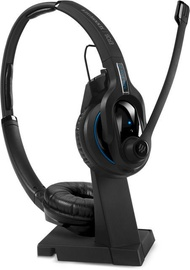 EPOS SENNHEISER IMPACT MB Pro 2 UC ML On-Ear Headset Black