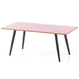 Kafijas galdiņš Homede Pyxe, valriekstu, 1100x550x460 mm