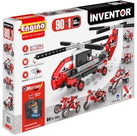 Engino Inventor 90 Models Motorized Set