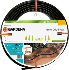 Gardena Extension Below & Above Ground Drip Irrigation Line 13.7mm 50m