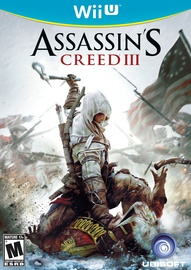 Assassins Creed 3 WiiU