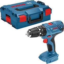 Bosch GSB 18V-21 Cordless Drill + L-Boxx without Battery