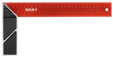 Sola SRC Square Ruler 350x170 mm