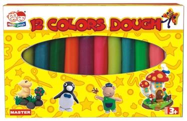 Modelino rinkinys 12 Colors Dough 3806-1