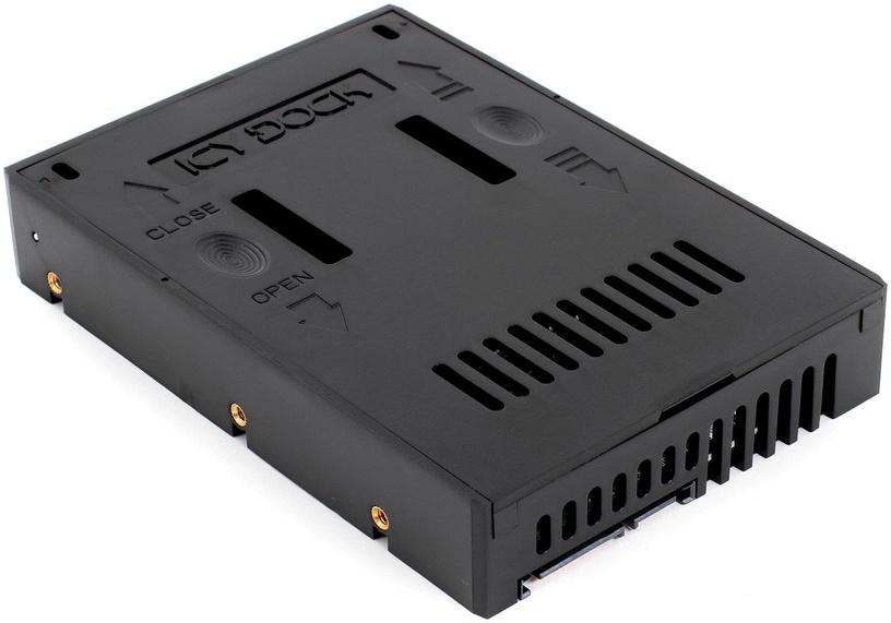 "Icy Dock EZConvert MB882SP-1S-2B 2.5"" to 3.5"" SAS / SATA"